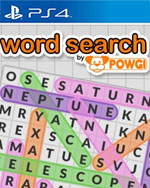 Word Search by POWGI for PlayStation 4