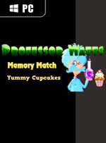 Professor Watts Memory Match: Yummy Cupcakes