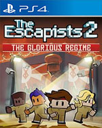Escapists 2 - Glorious Regime Prison for PlayStation 4