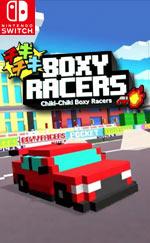 Chiki-Chiki Boxy Racers for Nintendo Switch