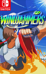 Windjammers for Nintendo Switch