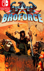 Broforce for Nintendo Switch