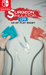 Surgeon Simulator CPR