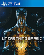 Unearthing Mars 2: The Ancient War for PlayStation 4