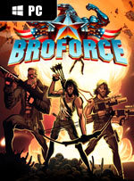 Broforce for PC