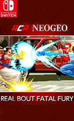 ACA NEOGEO REAL BOUT FATAL FURY 2
