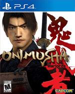 Onimusha: Warlords for PlayStation 4