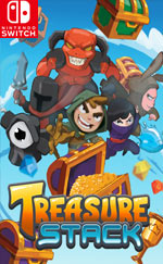 Treasure Stack for Nintendo Switch