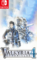 Valkyria Chronicles 4: The Two Valkyria for Nintendo Switch
