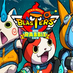 YO-KAI WATCH BLASTERS: Moon Rabbit Crew