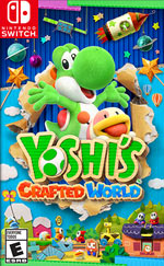 Yoshi's Crafted World [ + Update 1.0.1 ]