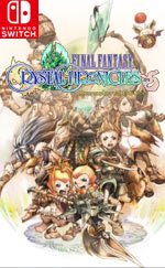 FINAL FANTASY® CRYSTAL CHRONICLES™ Remastered Edition [ + Update ]