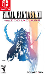 Final Fantasy XII: The Zodiac Age for Nintendo Switch