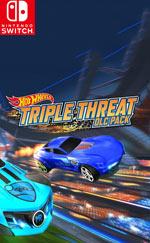 Rocket League: Hot Wheels Triple Threat DLC Pack for Nintendo Switch