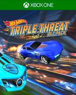 Rocket League: Hot Wheels Triple Threat DLC Pack for Xbox One