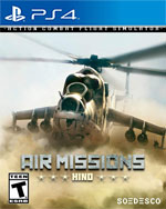 Air Missions: Hind for PlayStation 4