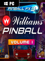 Pinball FX3 - Williams Pinball: Volume 1 for PC