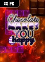 Chocolate makes you happy: Halloween