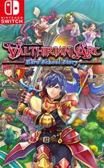 Valthirian Arc: Hero School Story for Nintendo Switch