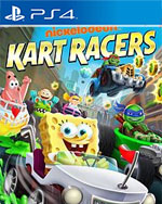 Nickelodeon Kart Racers for PlayStation 4