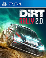 DiRT Rally 2.0 for PlayStation 4