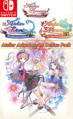 Atelier Arland Series Deluxe Pack for Nintendo Switch