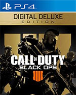 Call of Duty: Black Ops 4 - Digital Deluxe Edition for PlayStation 4