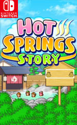 Hot Springs Story for Switch Game Reviews
