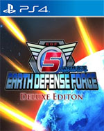 EARTH DEFENSE FORCE 5 Deluxe Edition for PlayStation 4