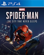 Marvel's Spider-Man: The City That Never Sleeps for PlayStation 4