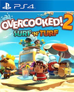 Overcooked! 2 - Surf 'n' Turf for PlayStation 4