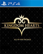 KINGDOM HEARTS All-In-One Package for PlayStation 4