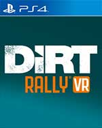 DiRT Rally PLAYSTATIONVR UPGRADE DLC ADD-ON for PlayStation 4