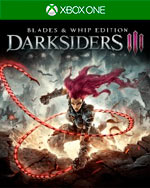 Darksiders III Blades & Whip Edition