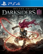 Darksiders III Digital Deluxe Edition for PlayStation 4