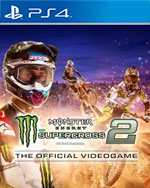 Monster Energy Supercross - The Official Videogame 2 for PlayStation 4