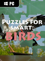 Puzzles for smart: Birds