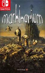 Machinarium for Nintendo Switch