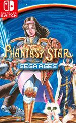 Sega Ages: Phantasy Star for Nintendo Switch