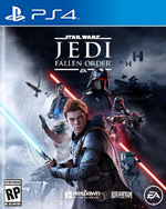 STAR WARS Jedi: Fallen Order for PlayStation 4
