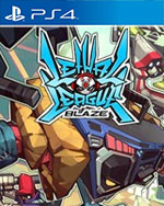 Lethal League Blaze for PlayStation 4