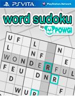 Word Sudoku by POWGI for PS Vita