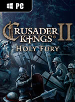 Crusader Kings II: Holy Fury for PC