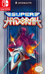 Super Hydorah for Nintendo Switch