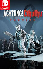 Achtung! Cthulhu Tactics for Nintendo Switch