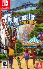 RollerCoaster Tycoon Adventures for Nintendo Switch