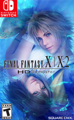 Final Fantasy X/X-2 HD Remaster for Nintendo Switch