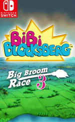 Bibi Blocksberg ™ - Big Broom Race 3 for Nintendo Switch