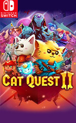 Cat Quest 2 : The Lupus Empire