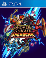 Shovel Knight Showdown for PlayStation 4